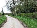Church Road past Church Farm - geograph.org.uk - 757405.jpg