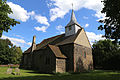 Church of St Andrew, Willingale, Essex, England - exterior from northwest.JPG