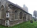 Church of St John, Finchingfield Essex England - North chapel from northeast.jpg