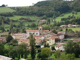 Chuyer Commune in Auvergne-Rhône-Alpes, France