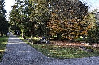 Cimetière des Rois cemetery in Geneva, Switzerland
