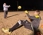 Citizen Airman scores as 'coach-of-the-year' 141209-Z-XI378-001.jpg