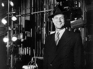 Citizen Kane trailer - Joseph Cotten