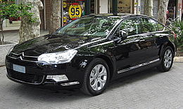 Citroën C5 berlina