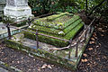 City of London Cemetery and Crematorium - lichen and moss covered tomb.jpg