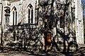 City of London Cemetery and Crematorium Anglican Church chapel southwest corner.jpg