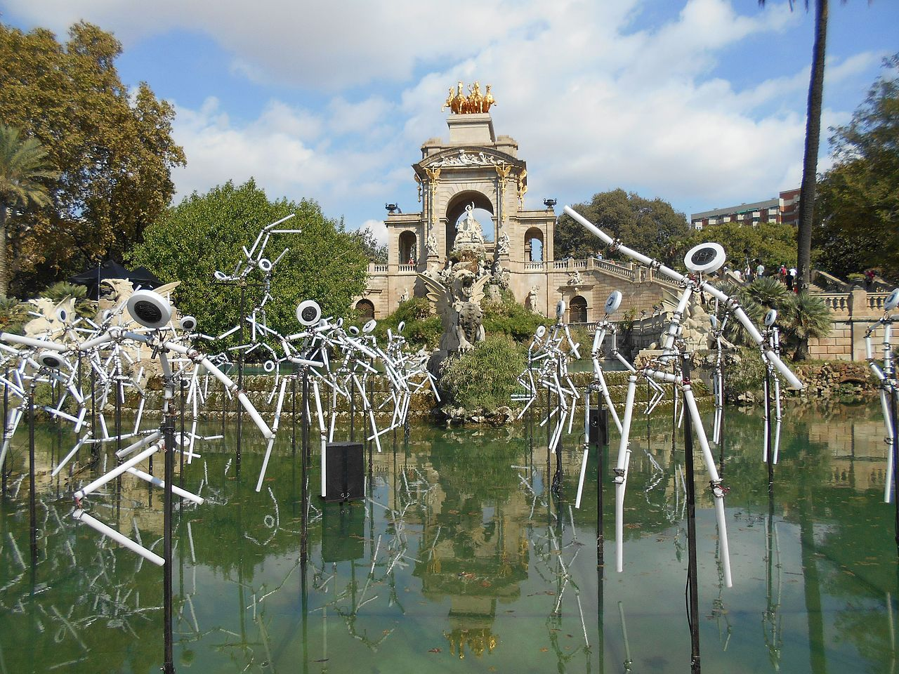 Barcelona capital familiar
