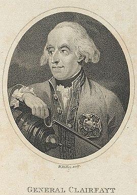 François Sebastian Charles Joseph de Croix