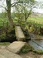 Clam Bridge at Wycoller - geograph.org.uk - 1254258.jpg