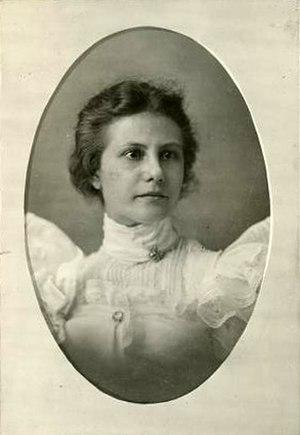 Clara H. Hasse - Image: Clara H Hasse