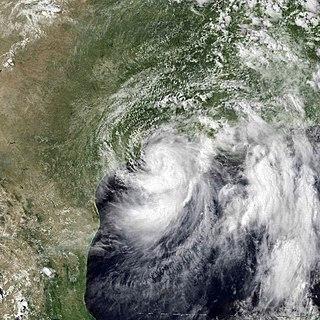 Tropical Storm Claudette (1979)