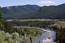 Clearwater in the foothills 2006.jpg