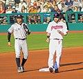 Cleveland Indians vs. New York Yankees (14624936542).jpg
