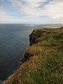 Cliffs of Moher - Blick Richtung Doolin - panoramio.jpg