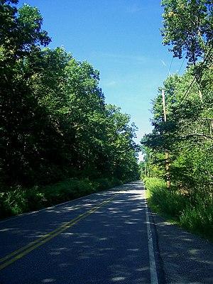 Haunted highway - Clinton Road