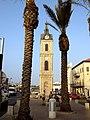 Clock Tower Yefet St. Tel Aviv Jaffa - panoramio.jpg