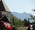 Clocktower Gore Range Vail Colorado.JPG