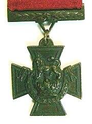 Close-up of George Walters' Victoria Cross.jpg