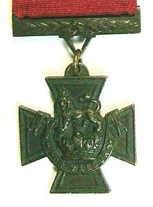 Close-up of George Walters' Victoria Cross.jpg