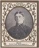 Clyde Milan, Washington Nationals, baseball card portrait LCCN2007683852.tif