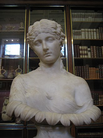 Charles Townley - Bust of Clytie