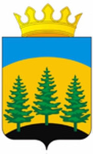 Yelovsky District - Image: Coat of Arms of Elovsky rayon (Perm krai)