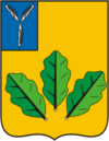 Coat of Arms of Novoburassky rayon (Saratov oblast).png