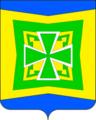 Coat of arms of Temizhbekskaya (Krasnodar Rayon, Russia).png