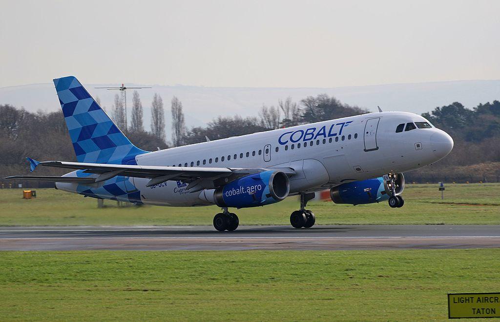Cobalt Air, Airbus A319-132, 5B-DCV