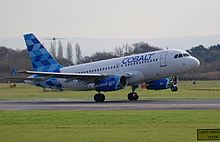 Cobalt Airbus A319-100