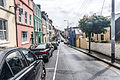 Cobh (pronounced Cove) dominates Cork Harbour one of the largest natural harbours in the world (7174150843).jpg