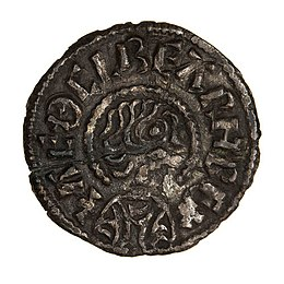 Coin of King Æthelberht