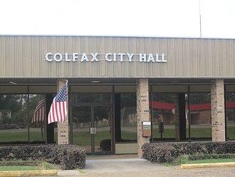 Colfax, Louisiana - Colfax City Hall