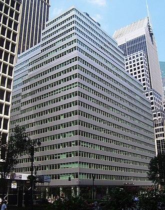 Uris Buildings Corporation - Colgate-Palmolive Building