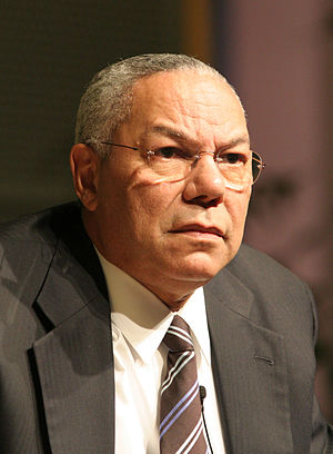 300px Colin Powell 2005 Gen. Colin Powell Again Endorses President Obama for Reelection