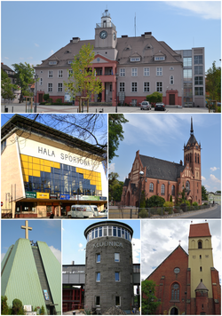 Collage of views of Kędzierzyn-Koźle.png