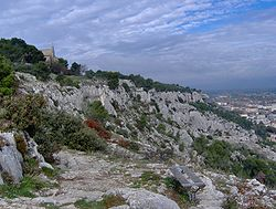 Colline St-Jacques, Cavaillon.JPG