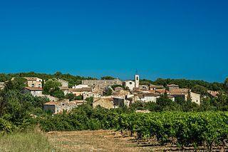 Collorgues Commune in Occitanie, France