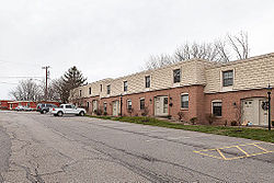 Colony Court in Pennsbury Village, Pennsylvania.jpg