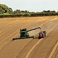 Combining near Barton Hill Farm - geograph.org.uk - 2545159.jpg