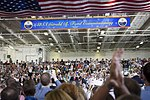 Commissioning Ceremony of the USS Gerald R. Ford (35741934600).jpg