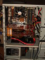 Computer system with 3,16Ghz Core 2 Duo, 6GB RAM and 2x Radeon HD 4850 in CrossFire.jpg