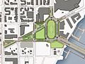 Concept for reconstruction of the north S Capitol St approaches to Frederick Douglass Bridge - 2013.jpg