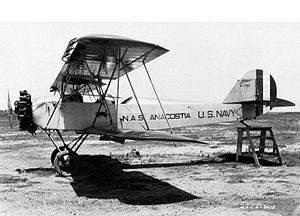 Consolidated NY - A Consolidated NY-2 in 1928