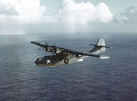 Consolidated PBY-5A Catalina in flight c1942.jpg
