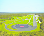 Consumer Reports - product testing - auto test track in East Haddam, Connecticut