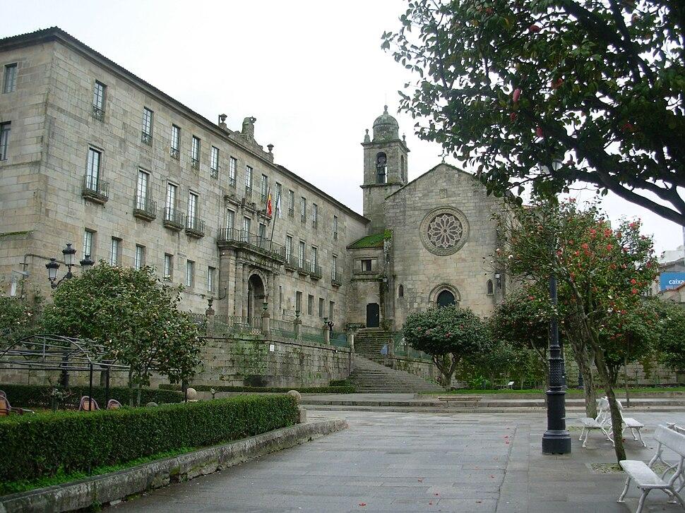 Convento de San Francisco Pontevedra 2