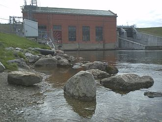 Cooke Dam - Cooke Dam