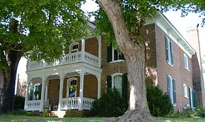 National Register of Historic Places listings in Polk County, Tennessee - Image: Copeland House in Polk County, Tennessee 2