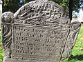 Copp's Hill Burying Ground, Boston - tombstone 2.JPG
